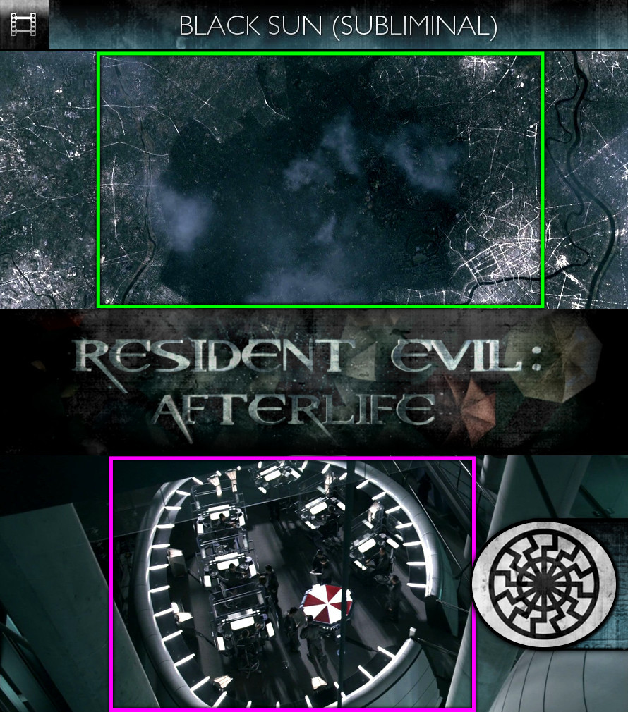 Resident Evil - Afterlife (2010) - Black Sun - Subliminal