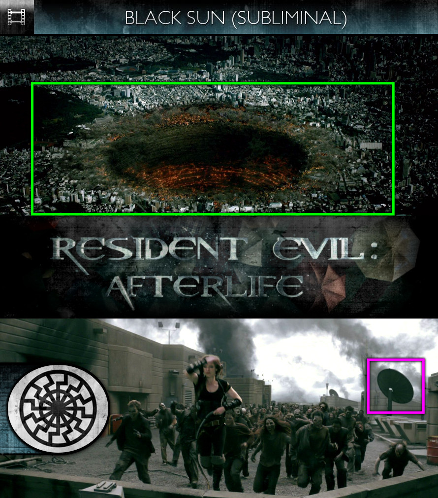 Resident Evil: Afterlife (2010) - Black Sun - Subliminal