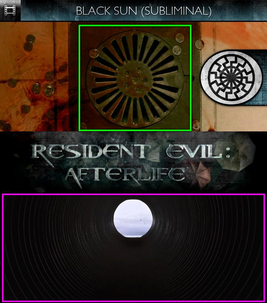 Resident Evil: Afterlife (2010) - Black Sun - Subliminal