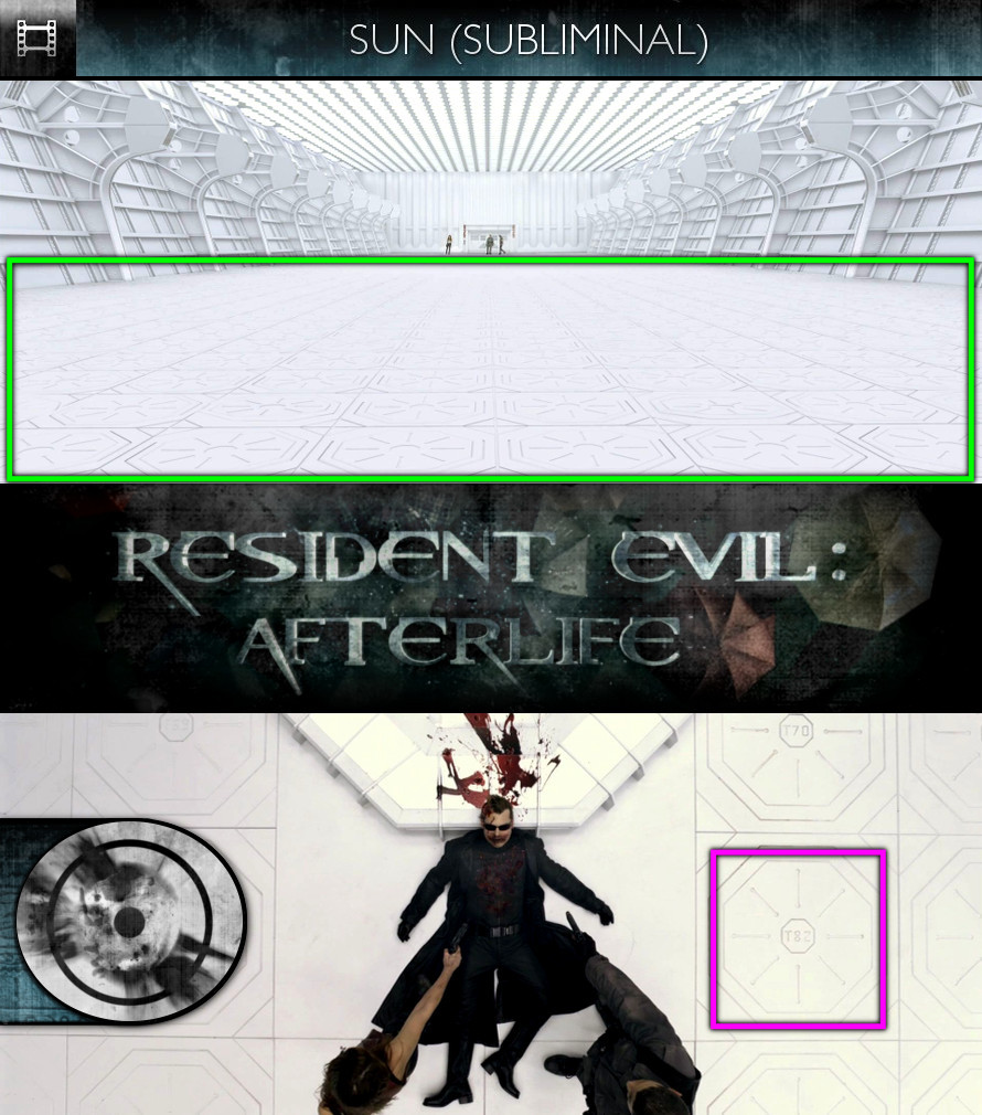 Resident Evil: Afterlife (2010) - Sun/Solar - Subliminal