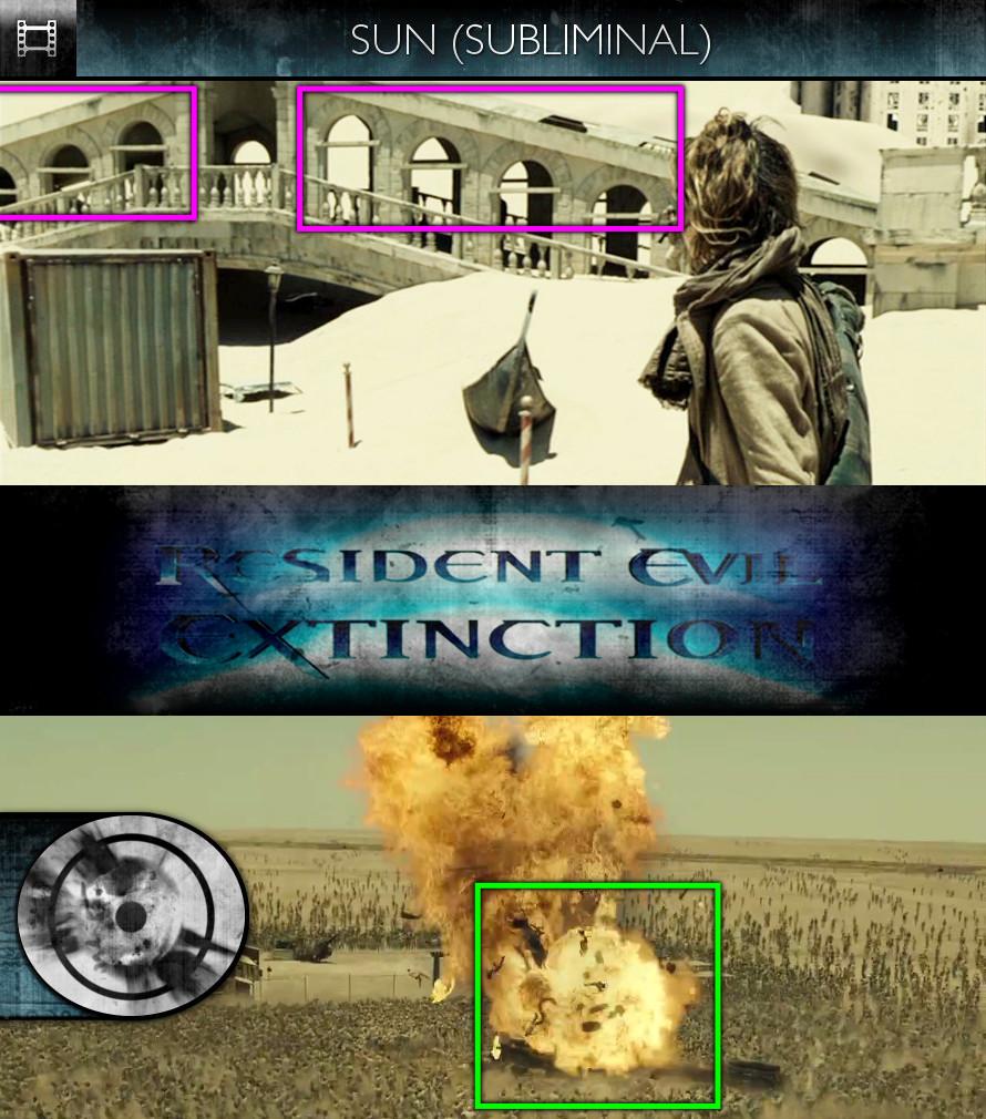 Resident Evil: Extinction (2007) - Sun/Solar - Subliminal