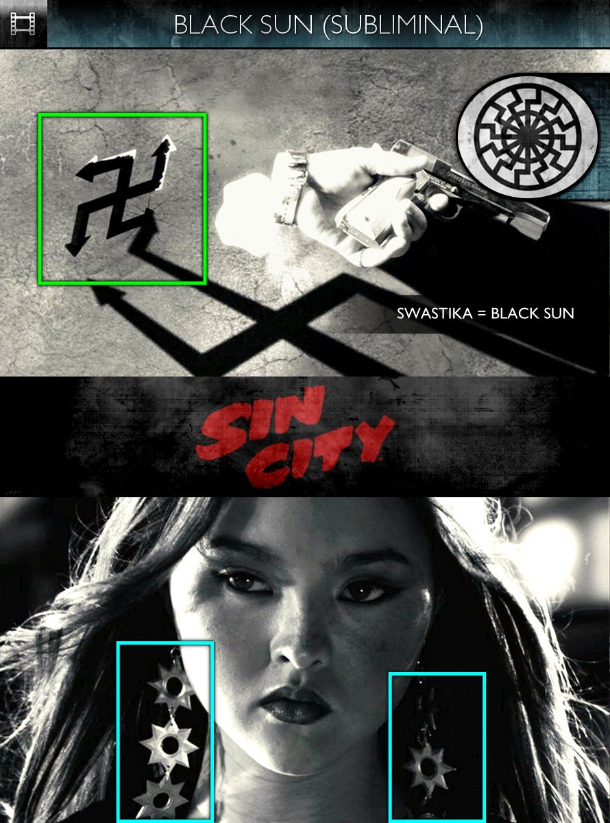 Sin City (2005) - Black Sun - Subliminal