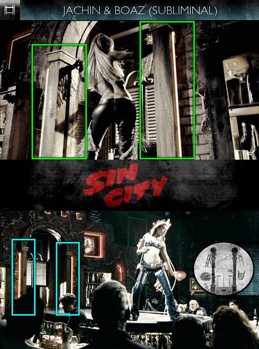 Sin City (2005) - Jachin & Boaz - Subliminal