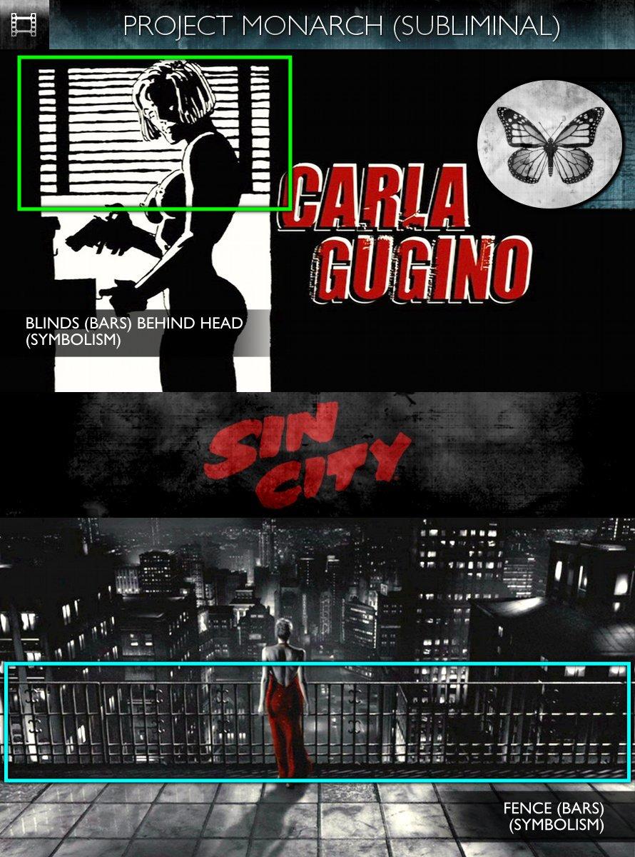 Sin City (2005) - Project Monarch - Subliminal