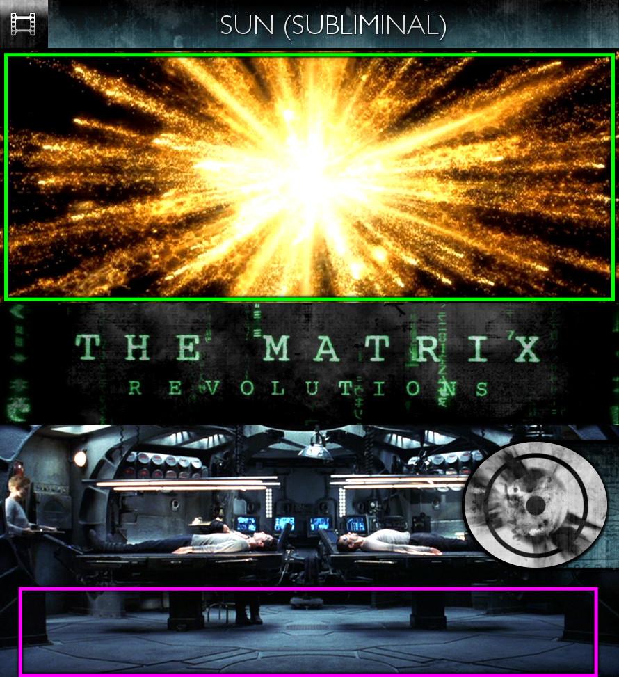 The Matrix Revolutions (2003) - Sun/Solar - Subliminal