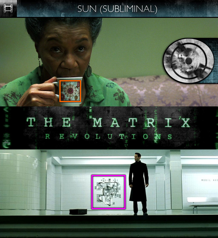 The Matrix Revolutions (2003) - Sun/Solar - Subliminal