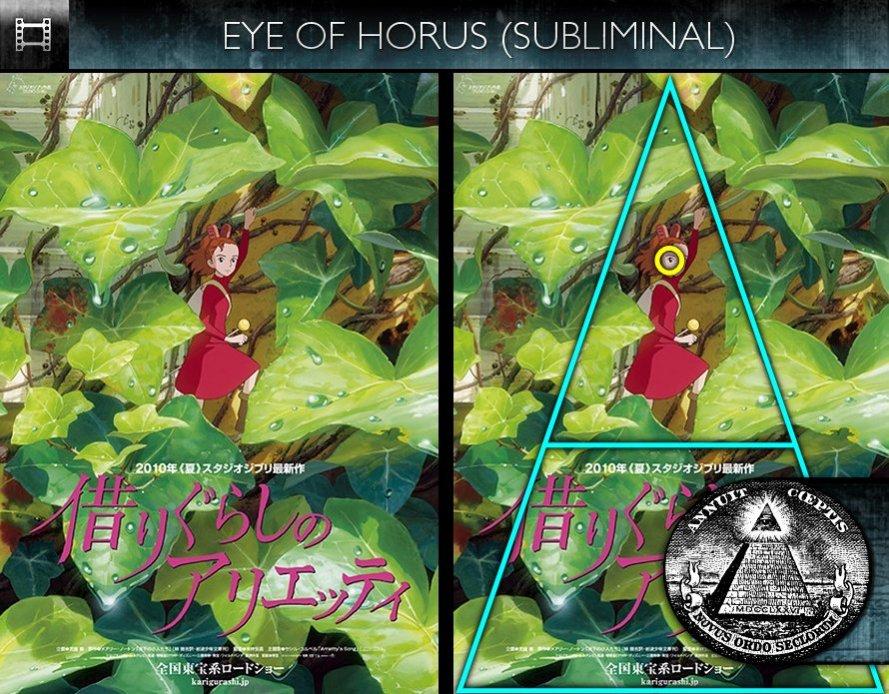 the eye of horus secret world