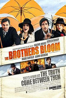 The Brothers Bloom - Poster
