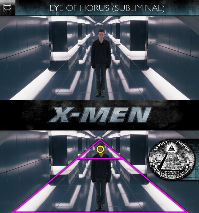 X-Men (2000) - Eye of Horus - Subliminal