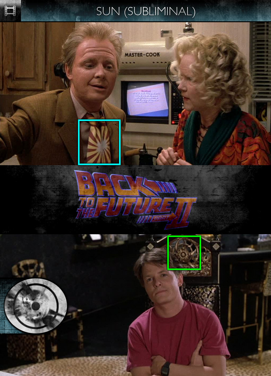 Back to the Future, Part 2 (1989) - Sun/Solar - Subliminal