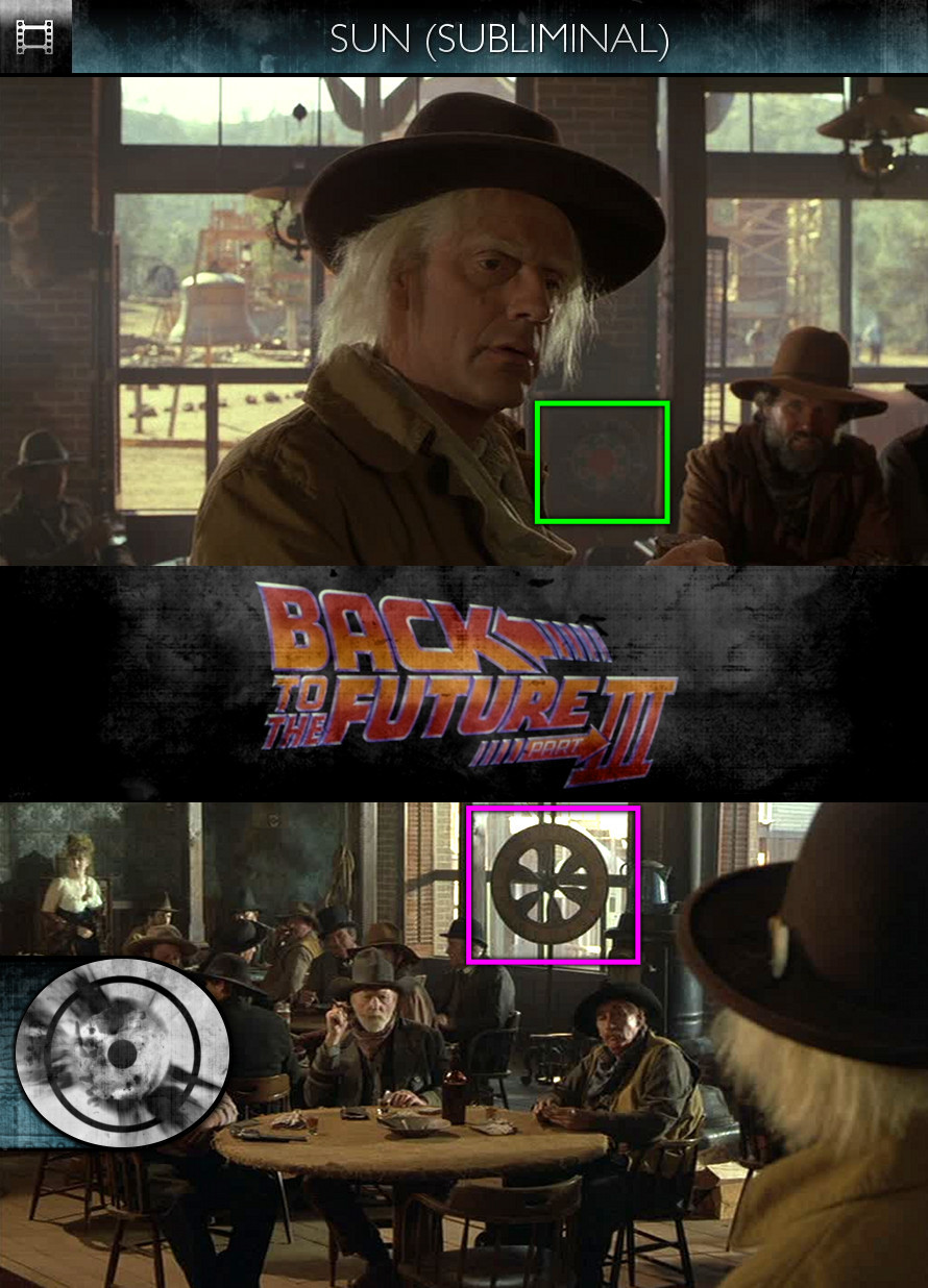 Back to the Future, Part III (1990) | Hollywood Subliminals