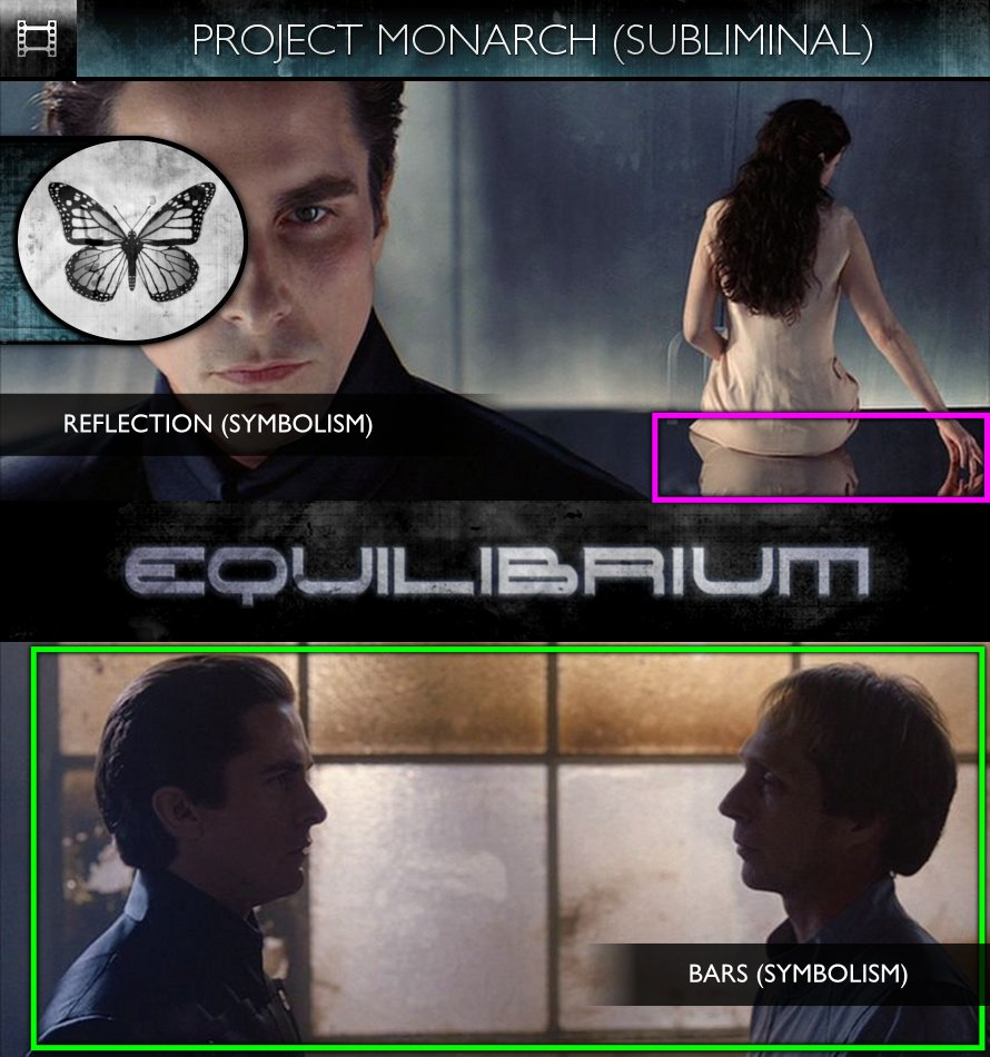 Equilibrium (2002) - Project Monarch - Subliminal