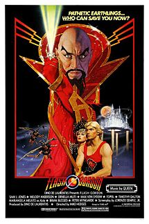Flash Gordon - Poster