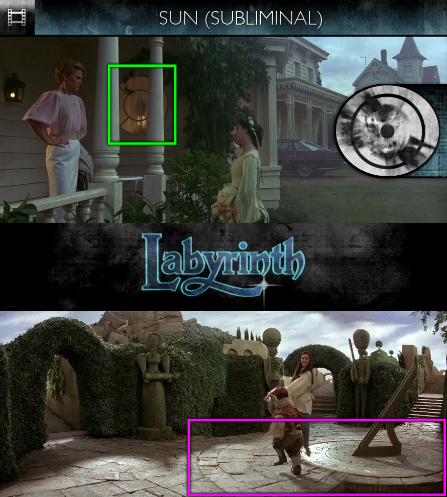 Labyrinth (1986) - Sun/Solar - Subliminal