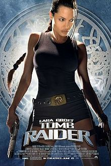 Lara Croft: Tomb Raider - Poster