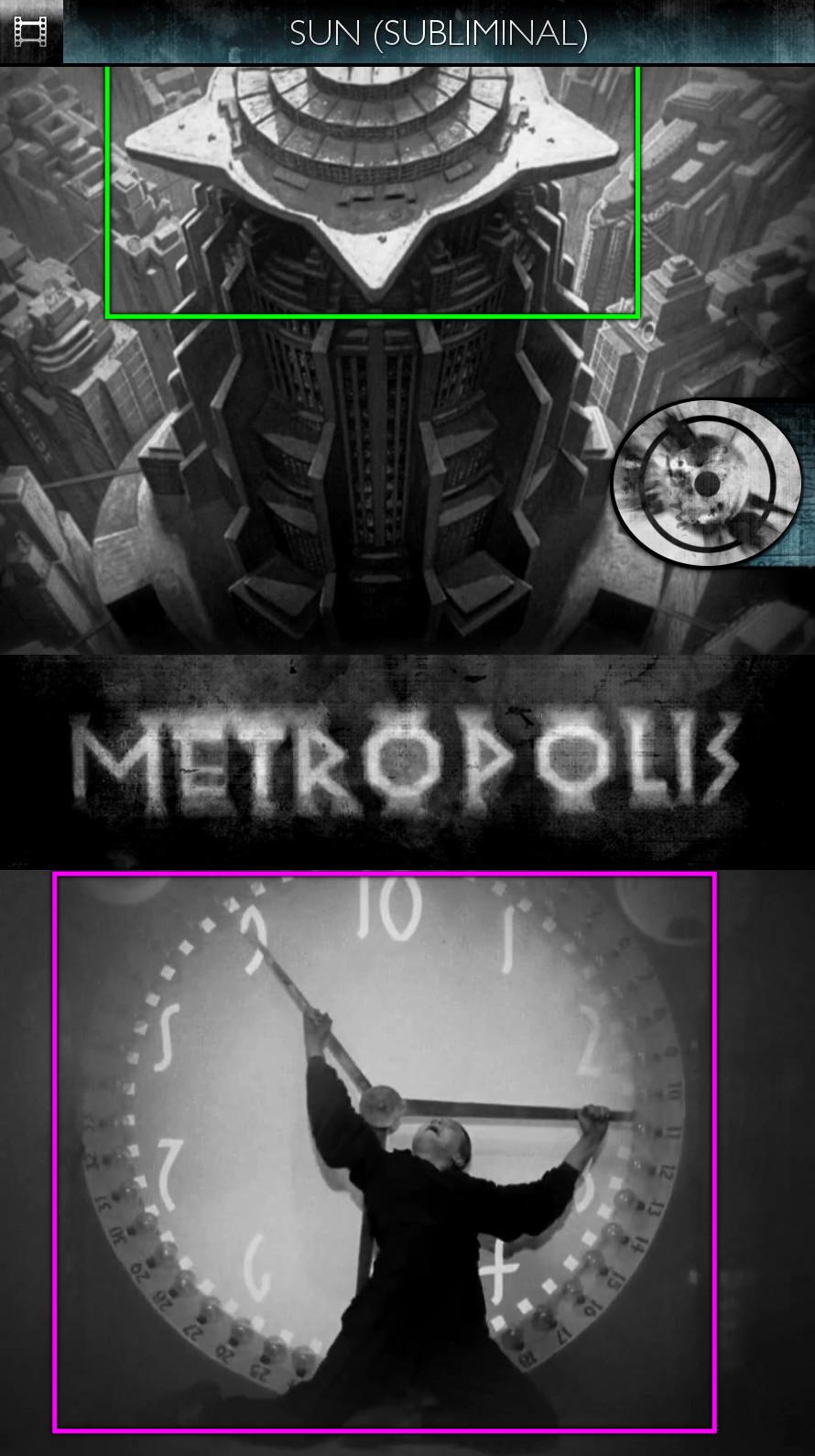 Metropolis (1927) - Sun/Solar - Subliminal