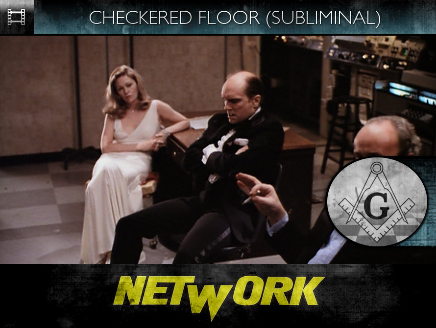 Network (1976) - Checkered Floor - Subliminal