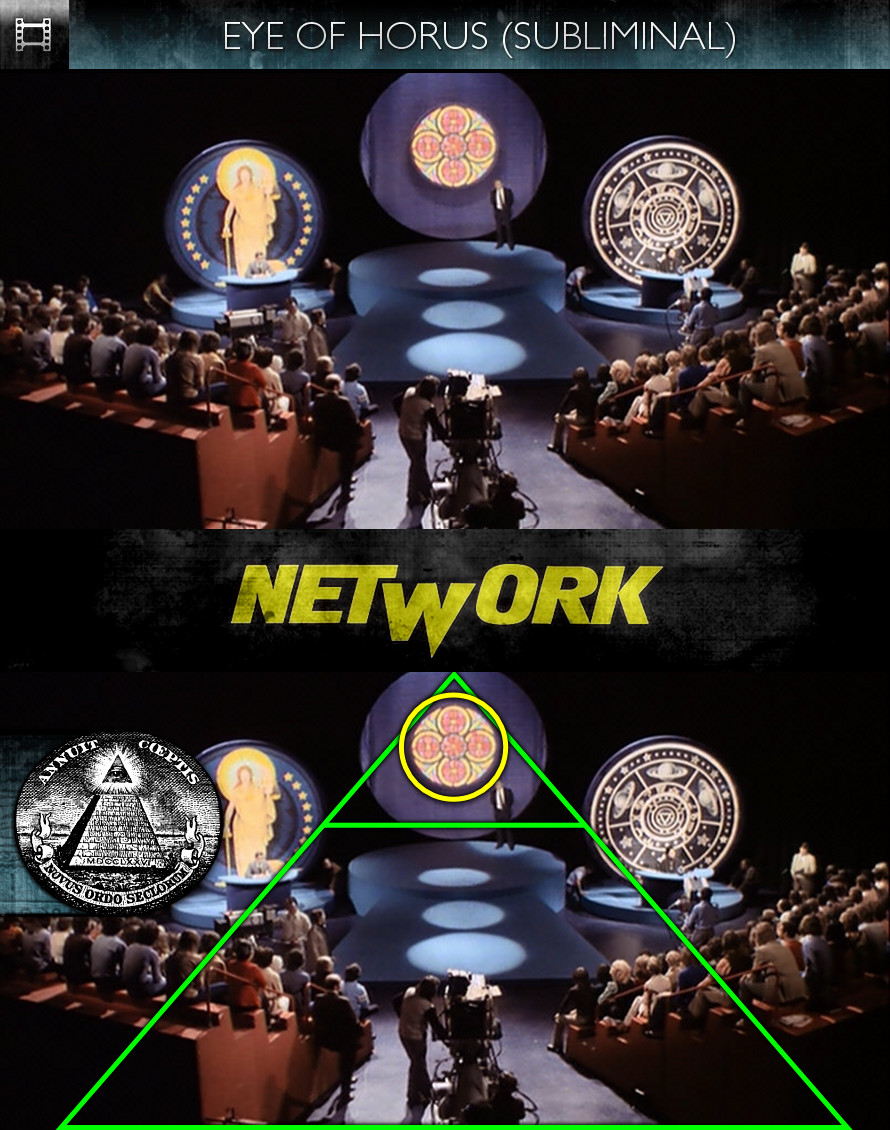 Network (1976) - Eye of Horus - Subliminal