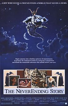 The NeverEnding Story - Poster
