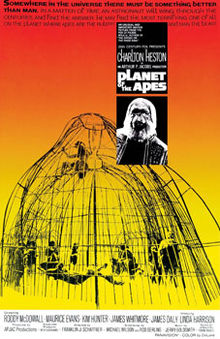 Planet of the Apes - Poster