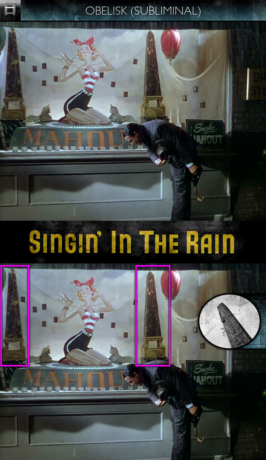 Singin' In The Rain (1952) - Obelisk - Subliminal