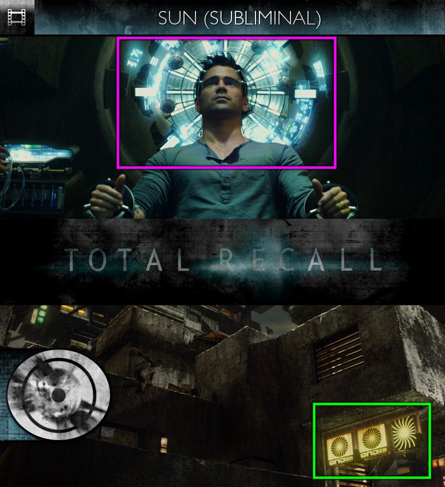 Total Recall (2012) - Sun/Solar - Subliminal