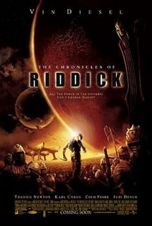 The Chronicles of Riddick - Poster