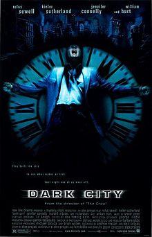 Dark City - Poster