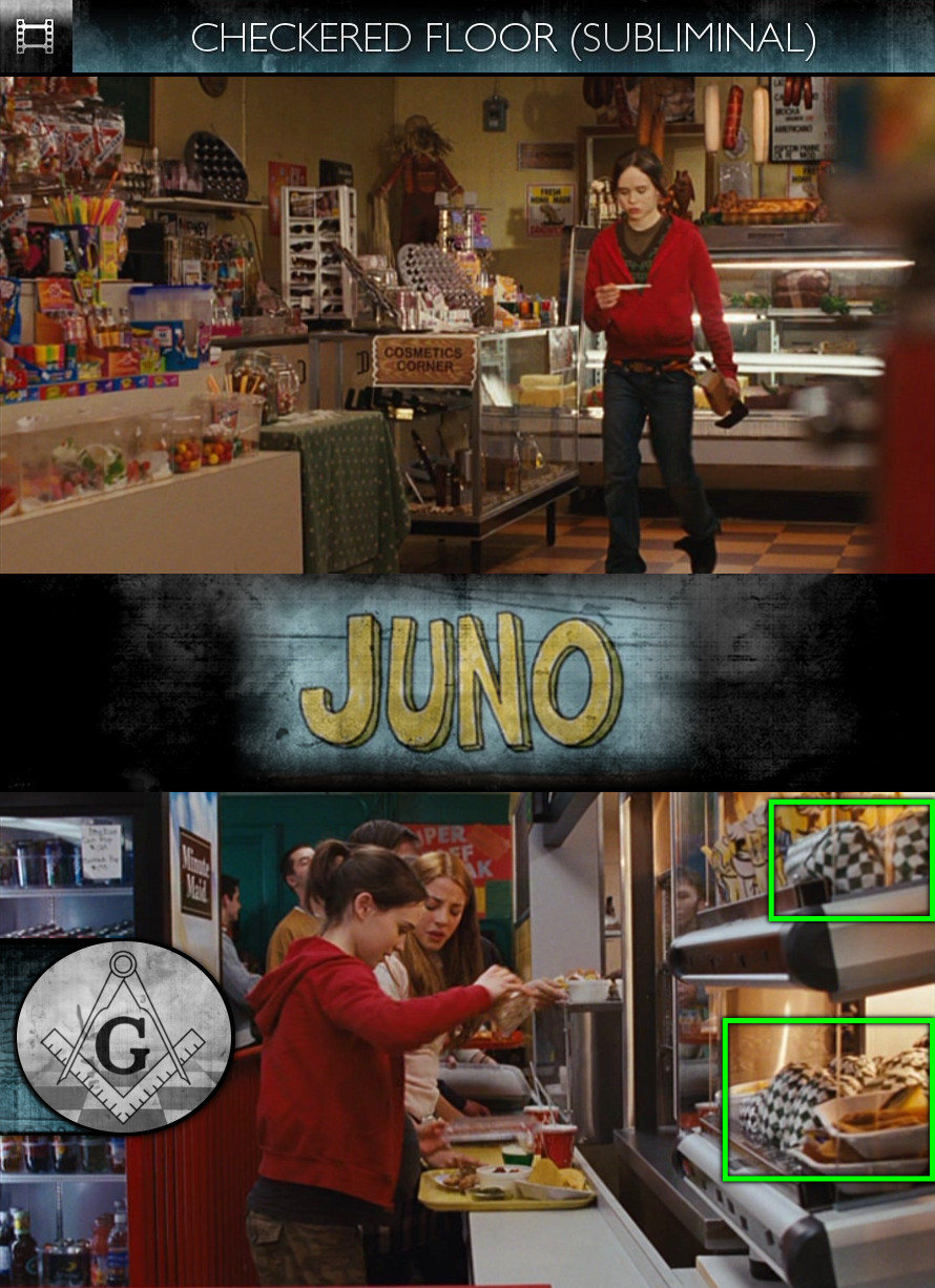 Juno (2007) - Checkered Floor - Subliminal