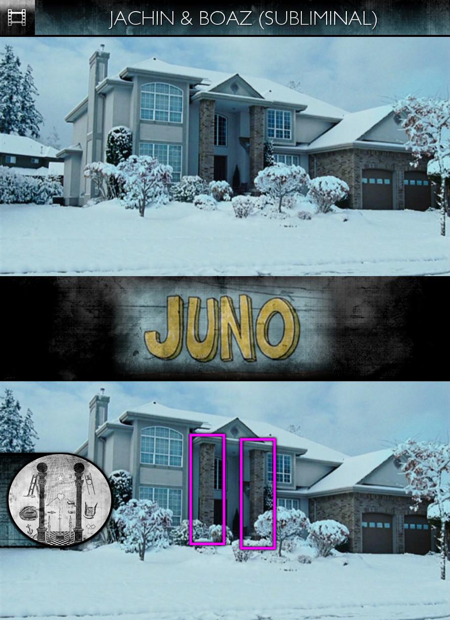 Juno (2007) - Jachin & Boaz - Subliminal