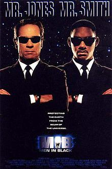 Men in Black - Poster