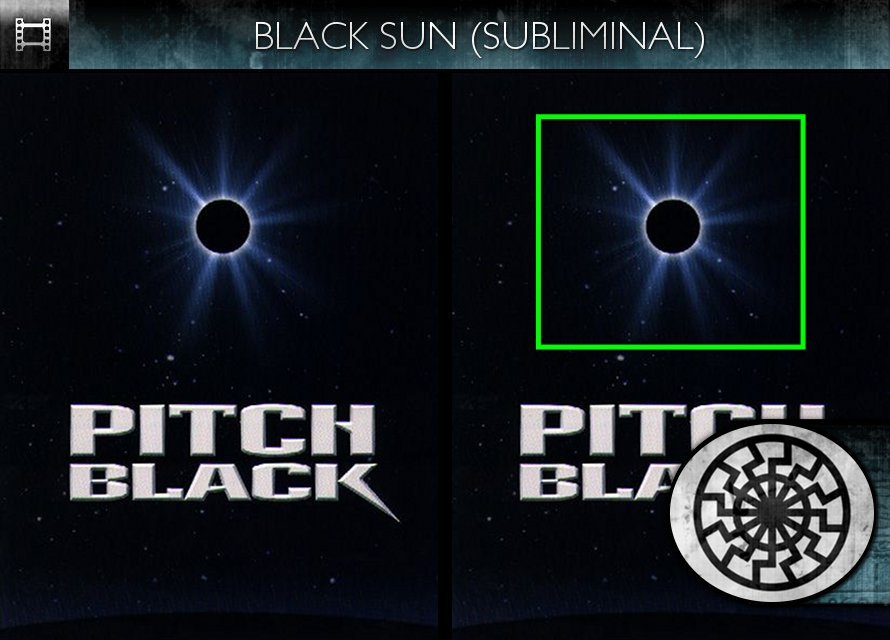Pitch Black (2000) - Poster - Black Sun - Subliminal