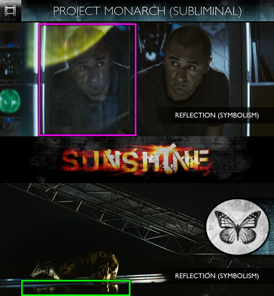 Sunshine (2007) - Project Monarch - Subliminal