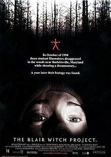 The Blair Witch Project - Poster