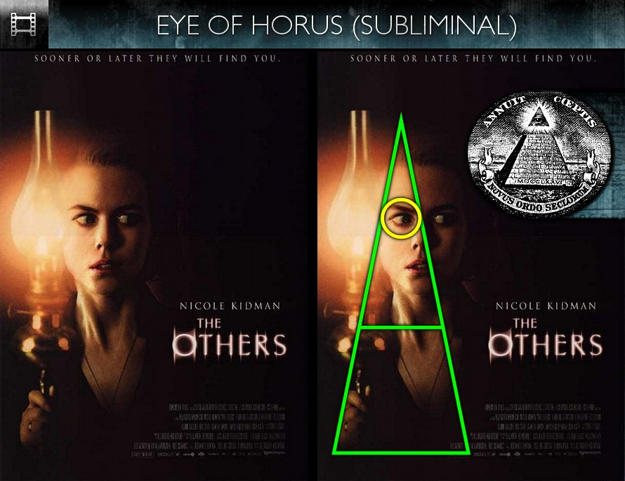 The Others (2001) - Poster - Eye of Horus - Subliminal