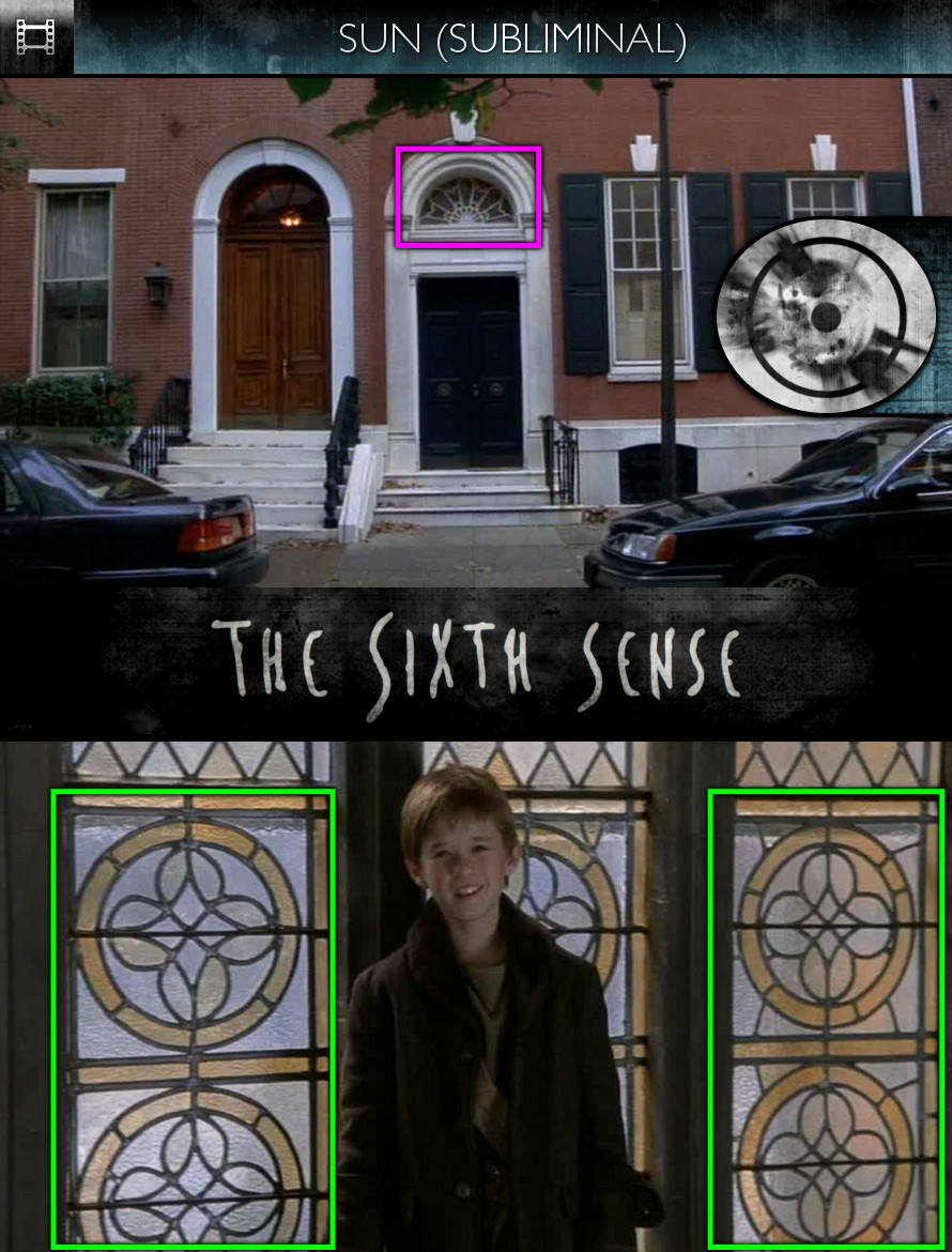 The Sixth Sense (1999) - Sun/Solar - Subliminal