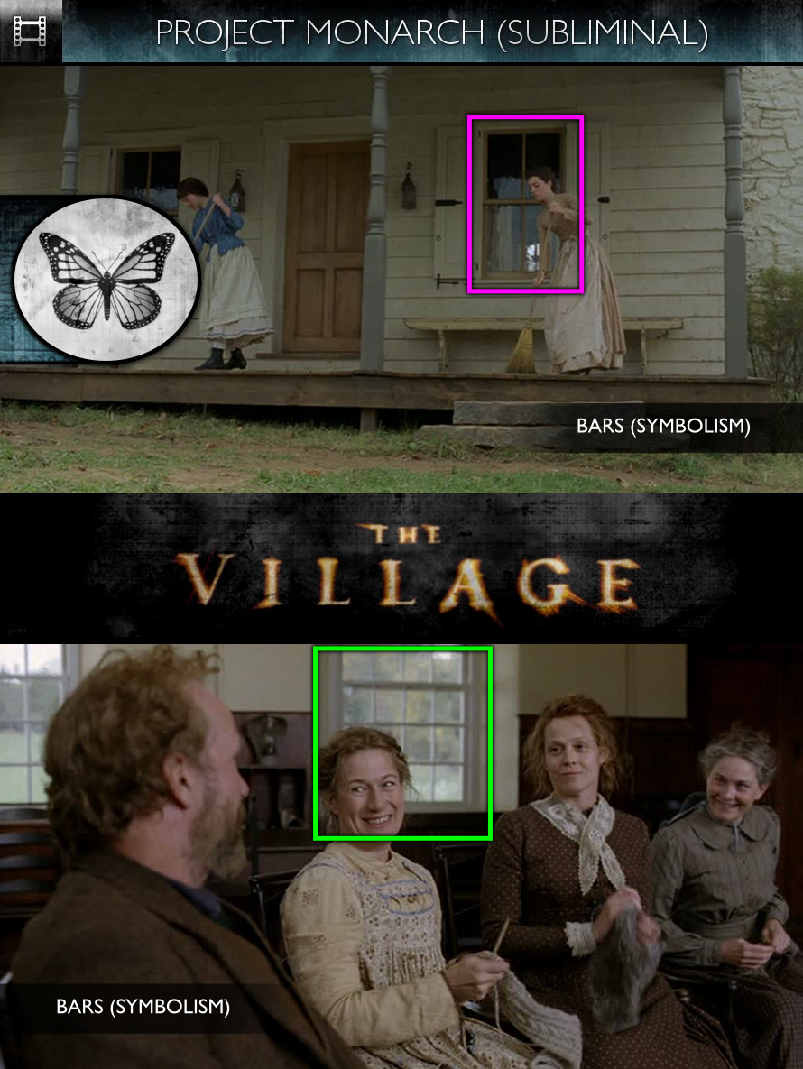 The Village (2004) - Project Monarch - Subliminal