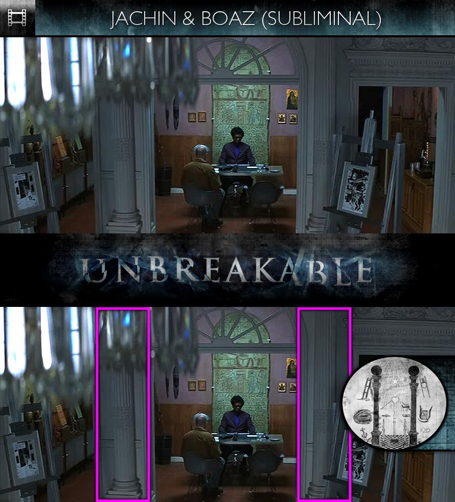 Unbreakable (2000) - Jachin & Boaz - Subliminal