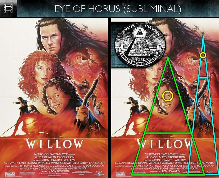 1988 Movie Posters: Willow (1988) – Poster-EOH1b