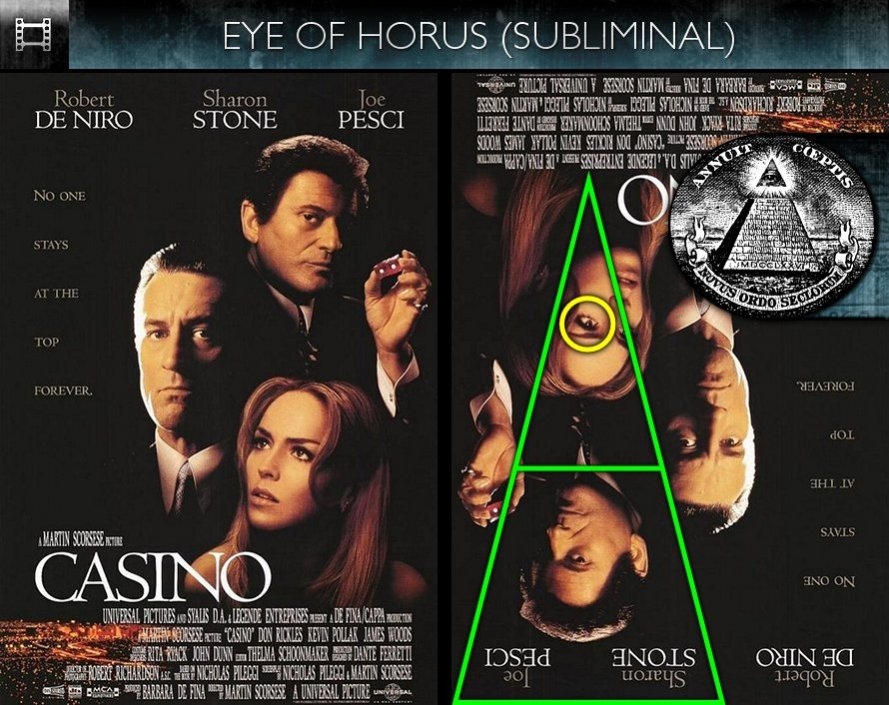 1995 Movie Posters: Casino (1995) – Poster-EOH-1b