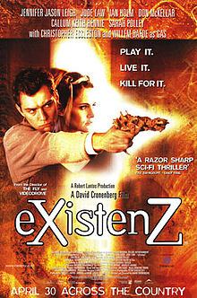 eXistenZ - Poster