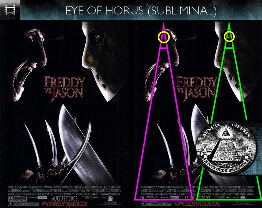 freddy vs jason 2003 � poster � eye of horus