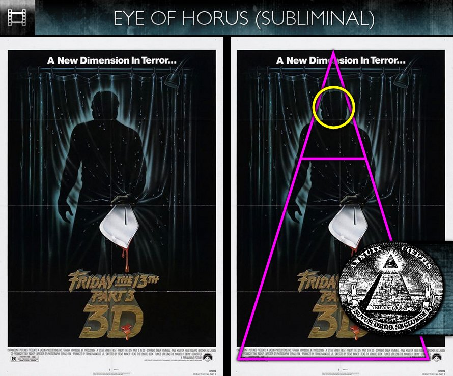 the hidden messages in the friday the 13th movies Everyone tells me there is so many hidden meanings in disney movies  are disney placing hidden messages in  why does jason from friday the 13th.