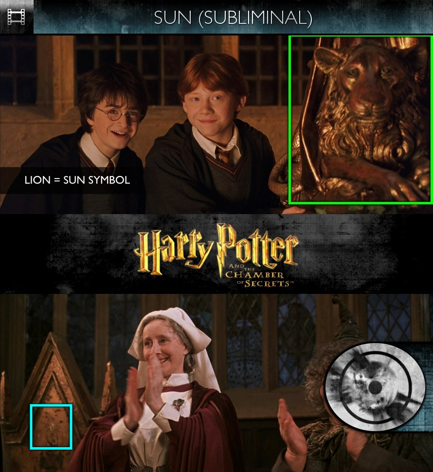 Harry Potter and the Chamber of Secrets (2002) - Sun/Solar - Subliminal