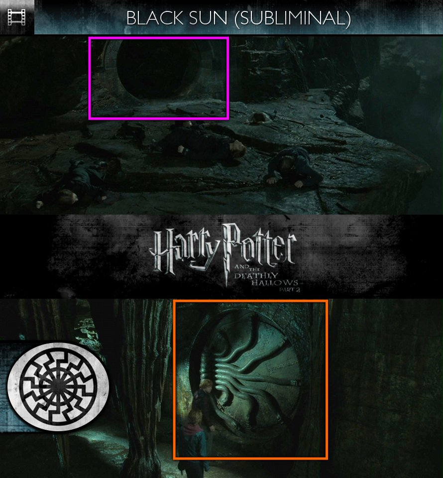 Harry Potter and the Deathly Hallows, Part 2 (2011) - Black Sun - Subliminal