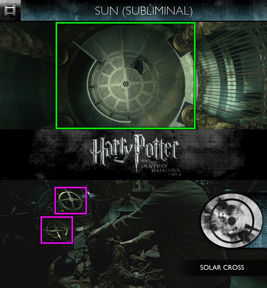Harry Potter and the Deathly Hallows, Part 2 (2011) - Sun/Solar - Subliminal