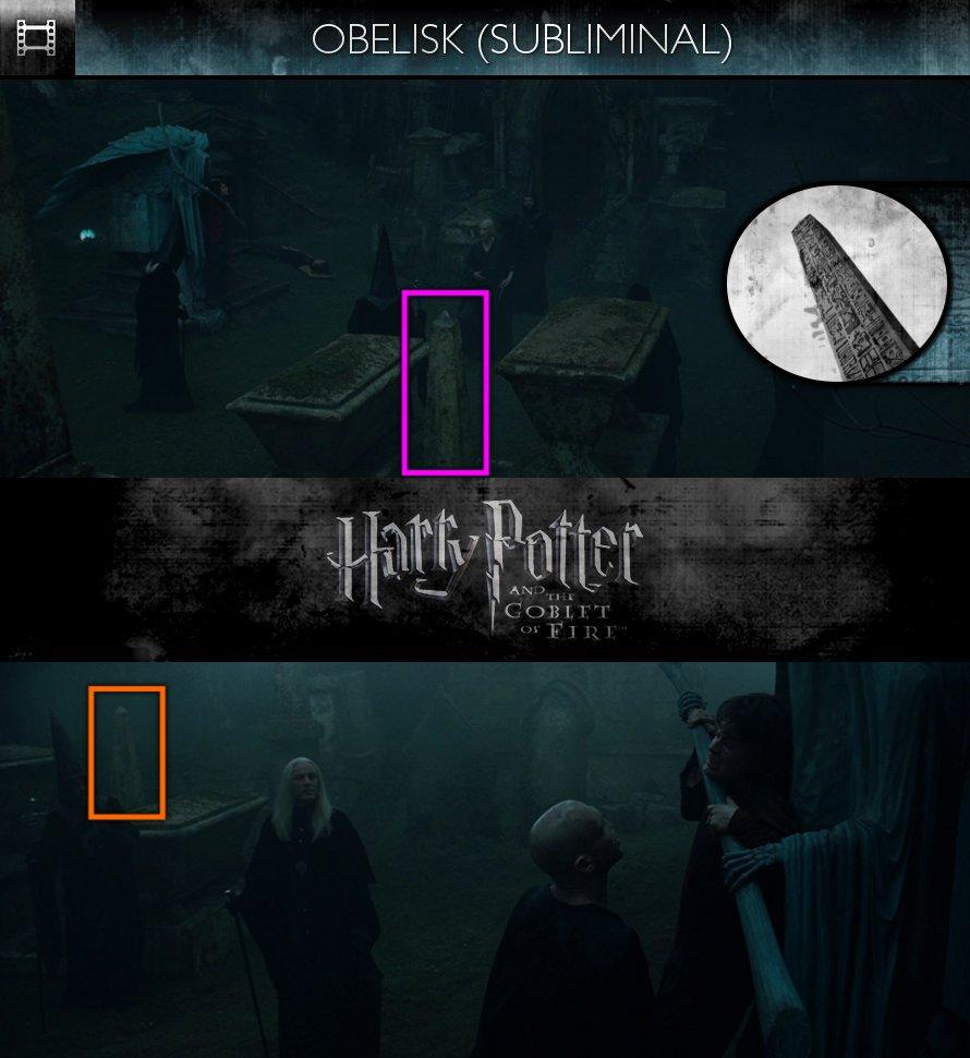 Harry Potter and the Goblet of Fire (2005) - Obelisk - Subliminal