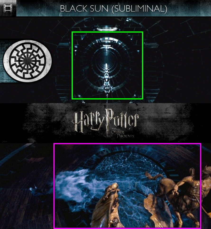 Harry Potter and the Order of the Phoenix (2007) - Black Sun - Subliminal