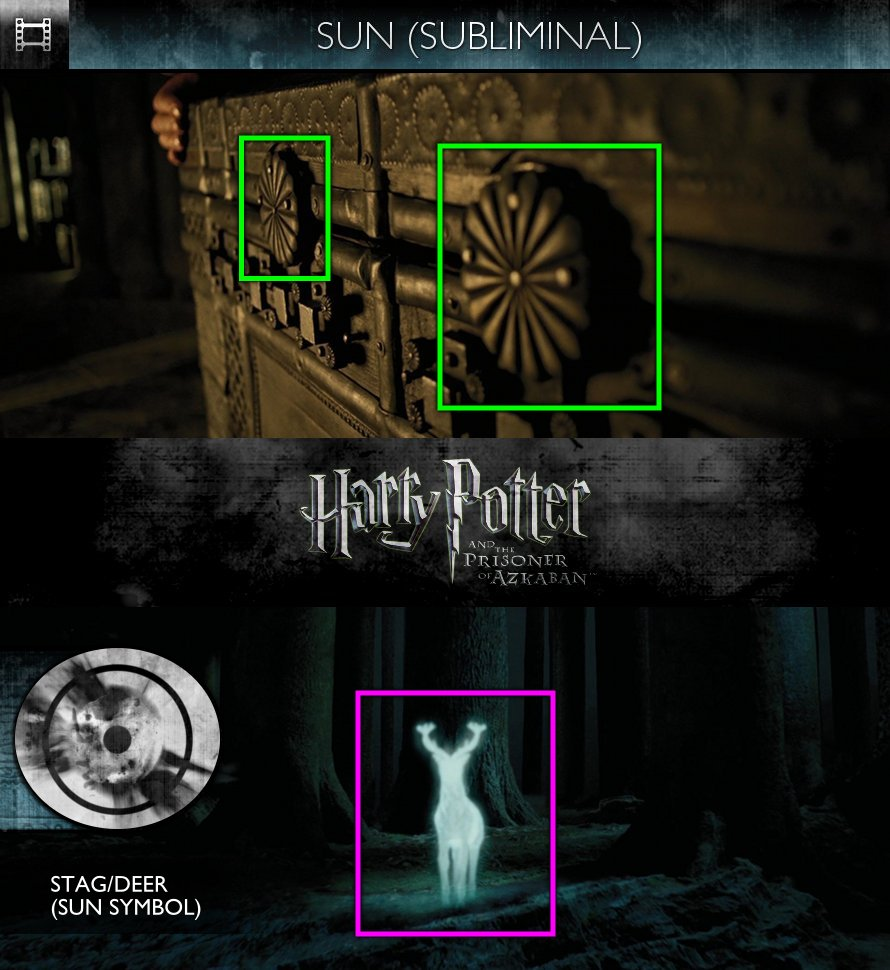 eHarry Potter and the Prisoner of Azkaban (2004) - Sun/Solar - Subliminal