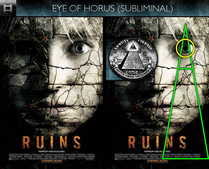 The Ruins (2008) - Poster-EOH3